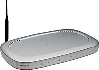 Routeur Netgear Modem Firewall Sans Fil 802.11g (dg834gfr)